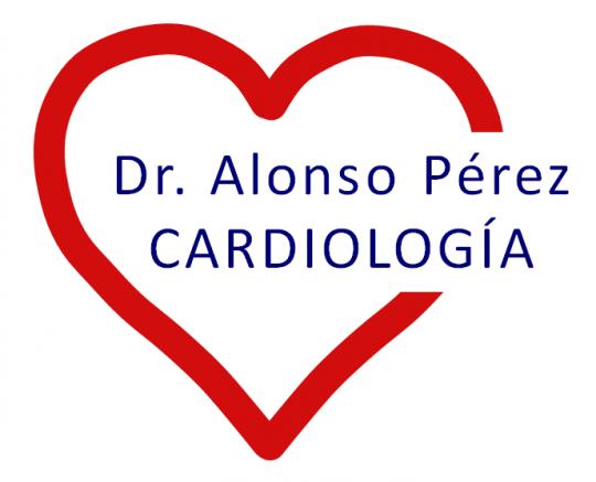 logo alonso perez cardiología